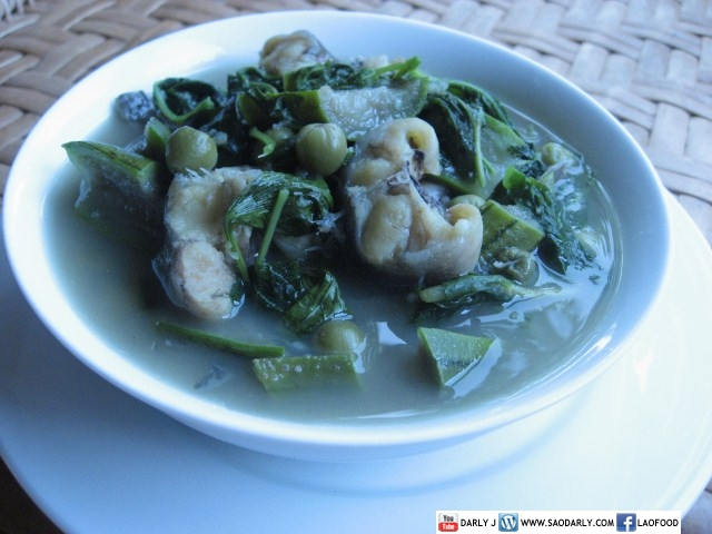 Lao Fish Stew