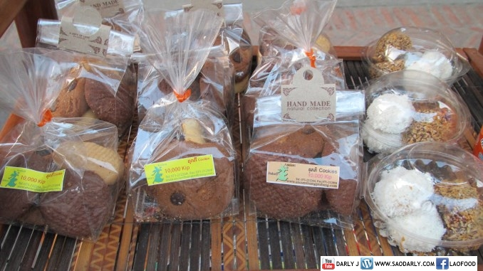 Ancient Luang Prabang Bakery