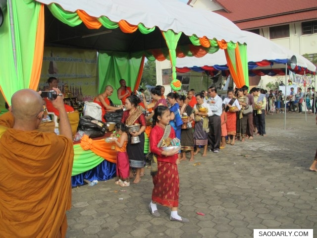 Pha That Luang Festival