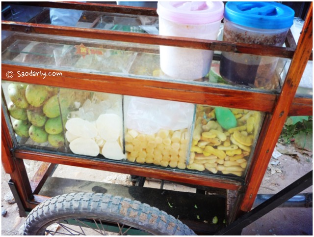 street food in vientiane