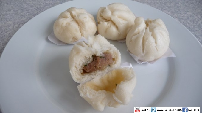 Pork steamed buns and Soy Milk