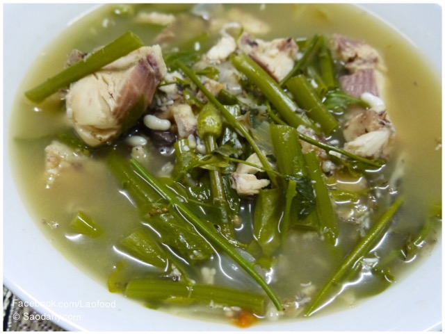 snakehead fish soup